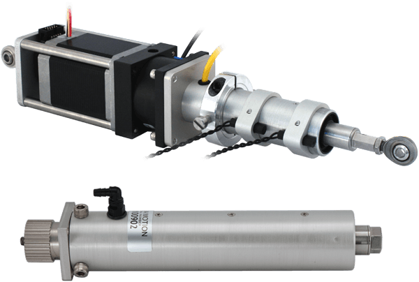 Medical Linear Actuators with options