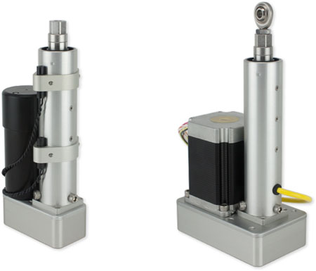B1 and B3 Parallel Mount Linear Actuator