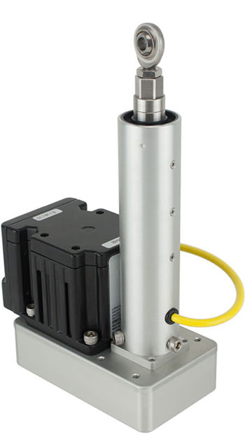 Linear Actuators on electric motor encoders