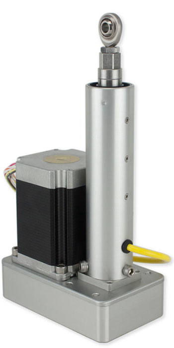 B3 parallel mount linear actuator for Stepper motor linear actuator