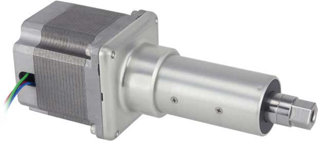 Vacuum Linear Actuators