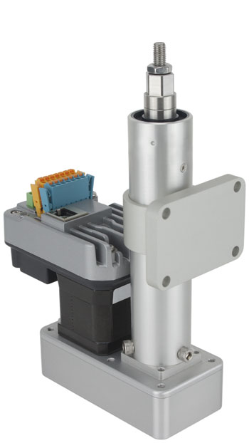 I1 Integrated Linear Actuator with MDrive Motor