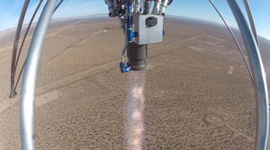 Mars Landing Technology
