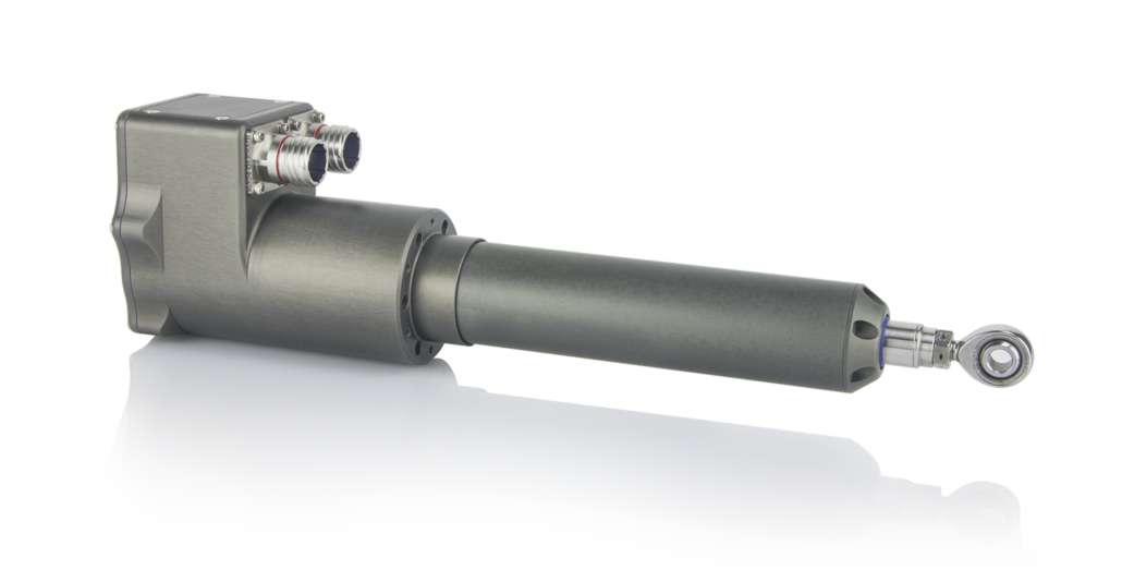 High Speed Electric Linear Actuator, Ball Screw Actuator, Micro